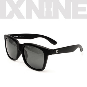 IXNINE SunglassMarlieMatt Black Polarized