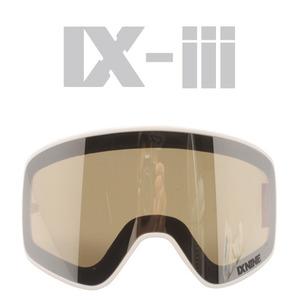 IX-3 G.WHITE LENS FRAME</BR>TITAN CLEAR