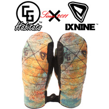 CG(Candy Grind) x IXNINE Collaboration Snow Mitten